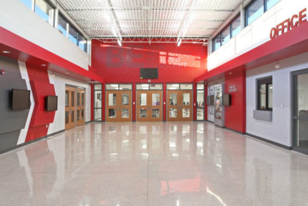 North Scott School District NSHS